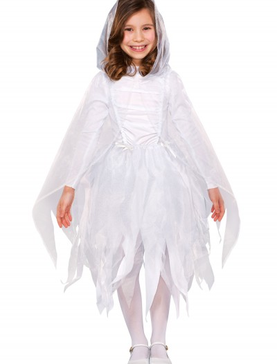 Girls Glimmer Ghost Costume, halloween costume (Girls Glimmer Ghost Costume)