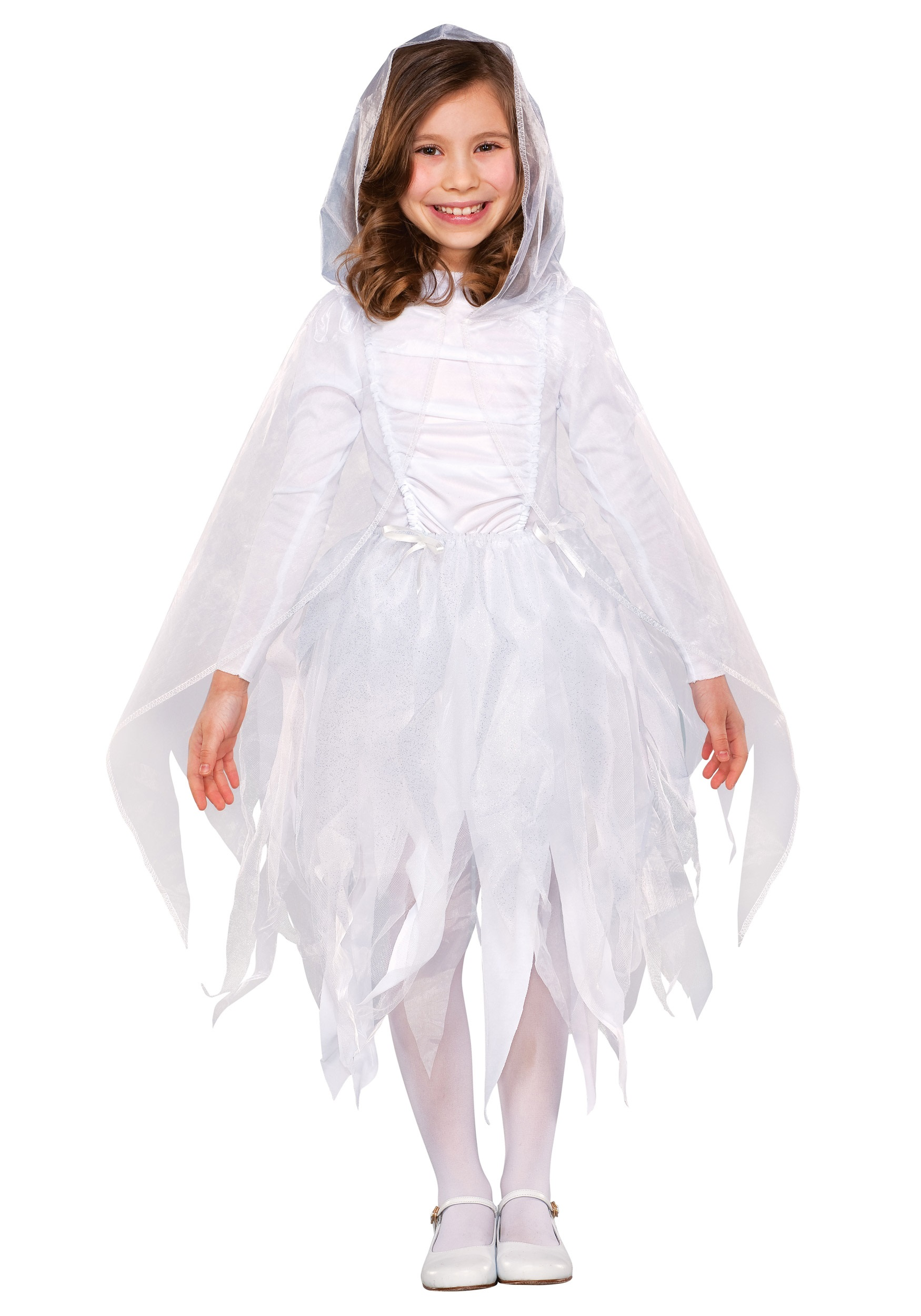 Girls Glimmer Ghost Costume  sc 1 st  Halloween Costumes & Girls Glimmer Ghost Costume - Halloween Costumes