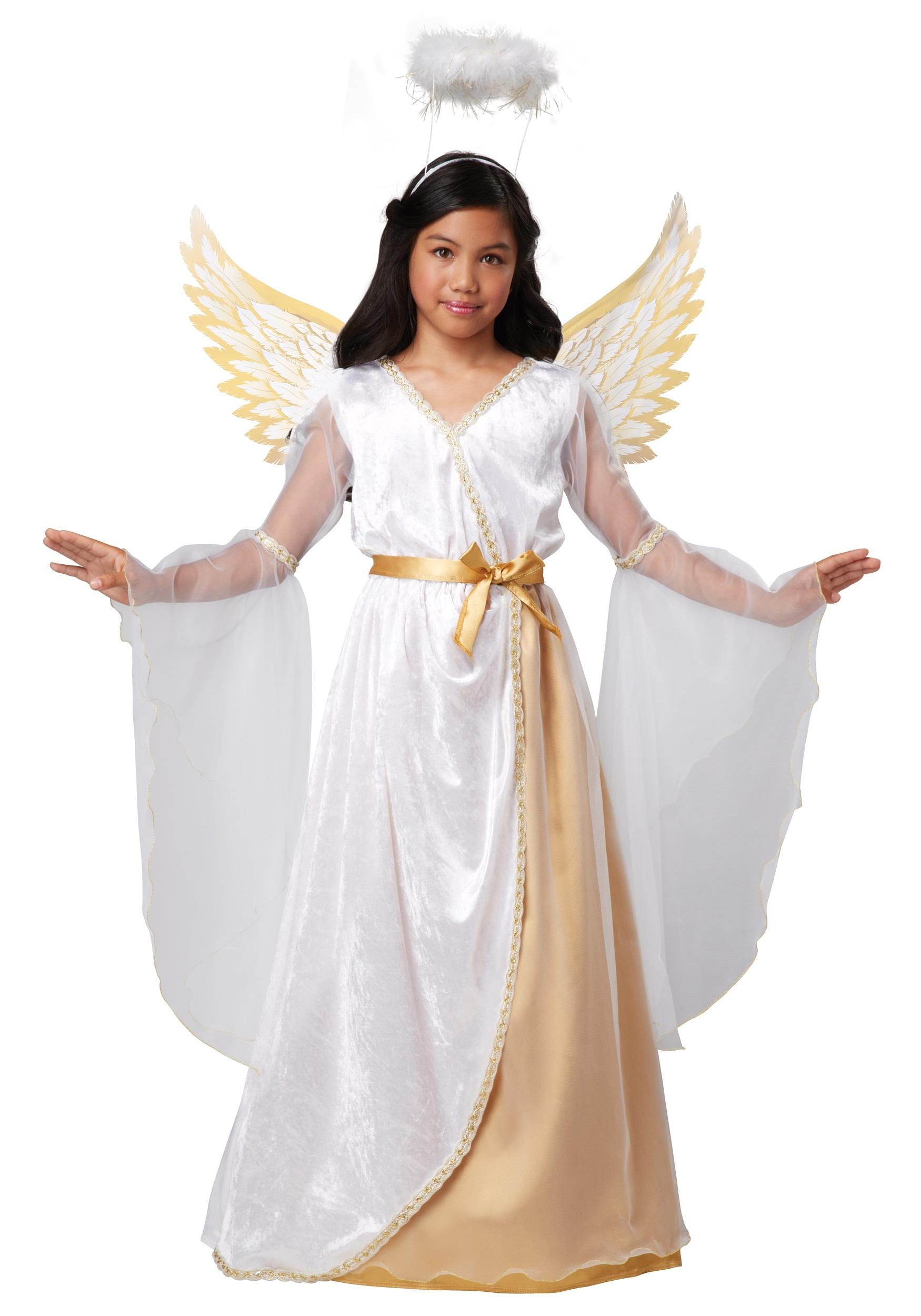 Костюм ангела на взрослого