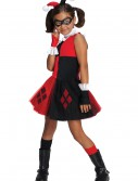 Girls Harley Quinn Tutu Costume, halloween costume (Girls Harley Quinn Tutu Costume)