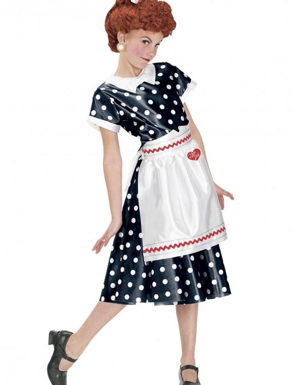 Girls I Love Lucy Costume, halloween costume (Girls I Love Lucy Costume)