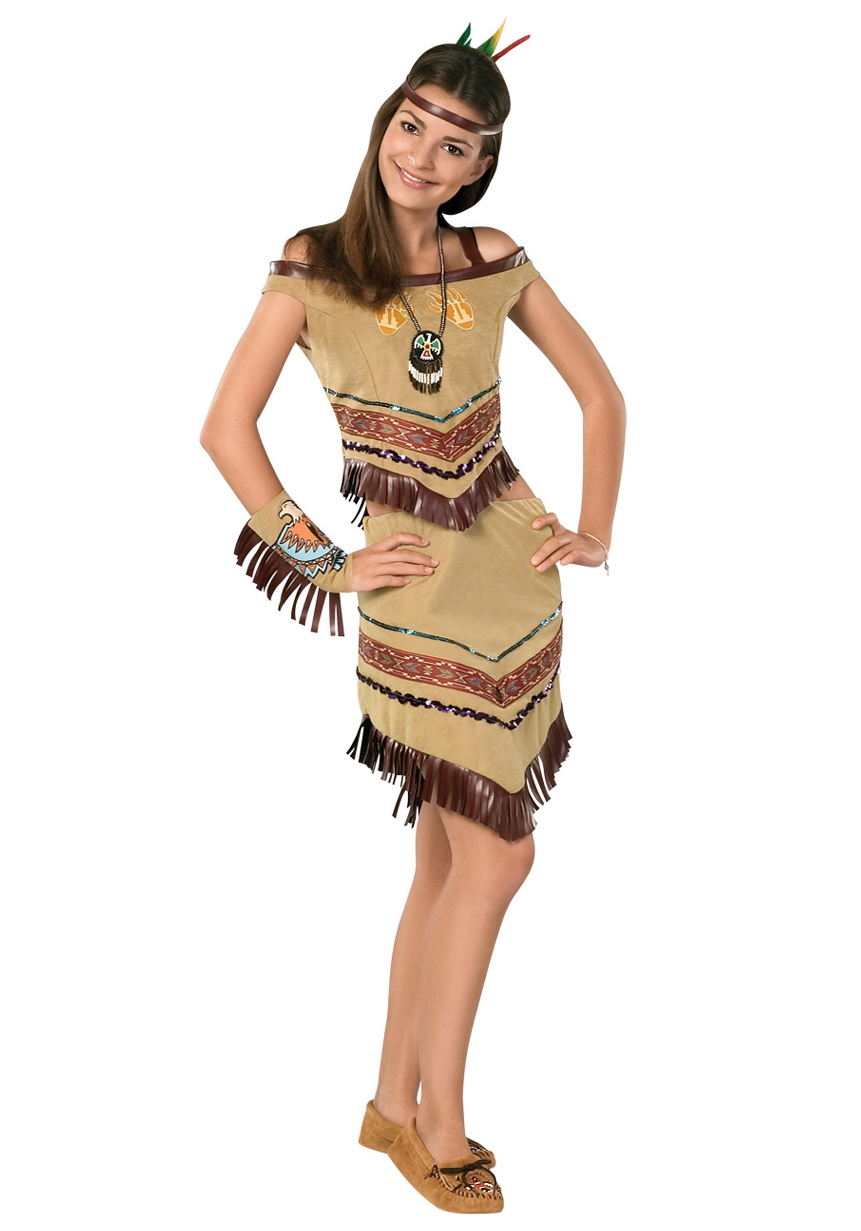 Girls Indian Teen Costume Halloween Costumes