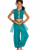 Girls Jasmine Sparkle Classic Costume, halloween costume (Girls Jasmine Sparkle Classic Costume)