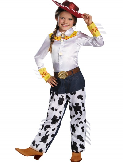 Girls Jessie Prestige Costume, halloween costume (Girls Jessie Prestige Costume)