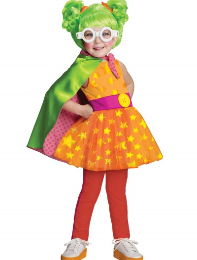 Girls Lalaloopsy Dyna Might Costume, halloween costume (Girls Lalaloopsy Dyna Might Costume)