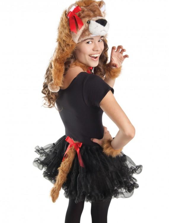 Girls Lion Kit, halloween costume (Girls Lion Kit)