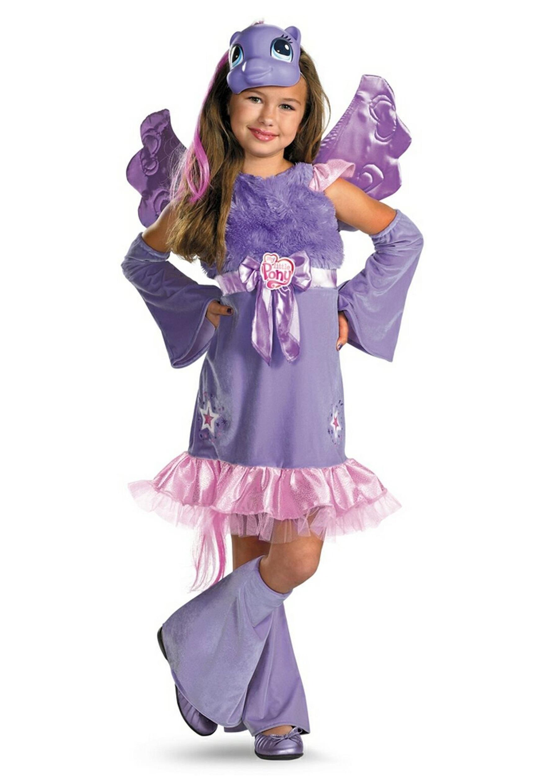 Girls My Little Pony Costume  sc 1 st  Halloween Costumes & Girls My Little Pony Costume - Halloween Costumes