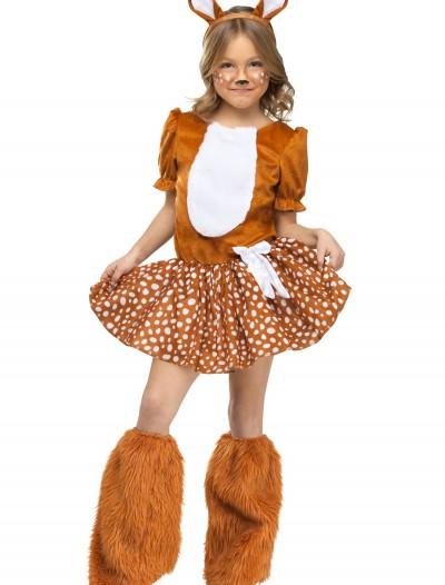 Girls Oh Deer Costume, halloween costume (Girls Oh Deer Costume)