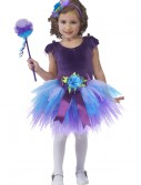 Girls Peggy Tutu Set in Purple/Turquoise, halloween costume (Girls Peggy Tutu Set in Purple/Turquoise)