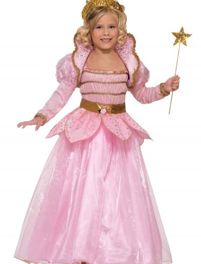 Girls Pink Princess Costume, halloween costume (Girls Pink Princess Costume)