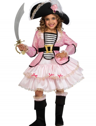 Girls Pirate Princess Costume, halloween costume (Girls Pirate Princess Costume)