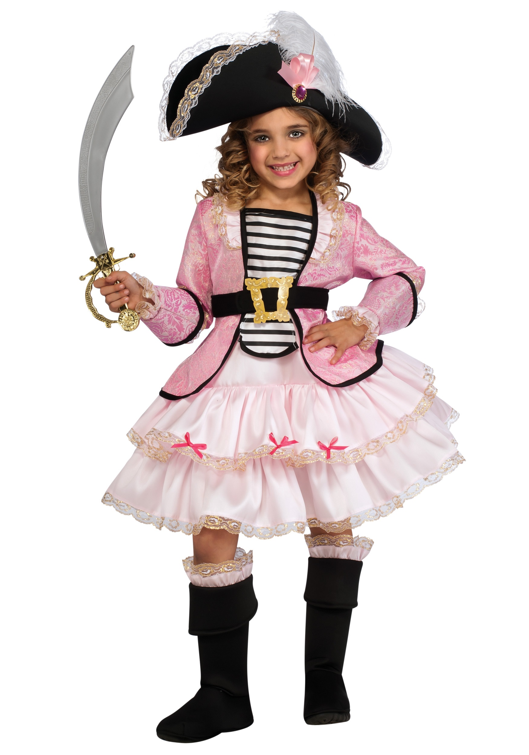 Girls Pirate Princess Costume  sc 1 st  Halloween Costumes : halloween girls costume  - Germanpascual.Com