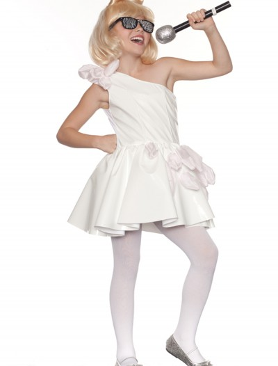 Girls Popstar Costume, halloween costume (Girls Popstar Costume)