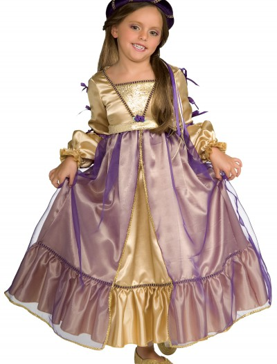 Girls Princess Juliet Costume, halloween costume (Girls Princess Juliet Costume)