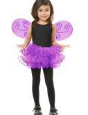 Girls Purple Pixie Tutu Set, halloween costume (Girls Purple Pixie Tutu Set)