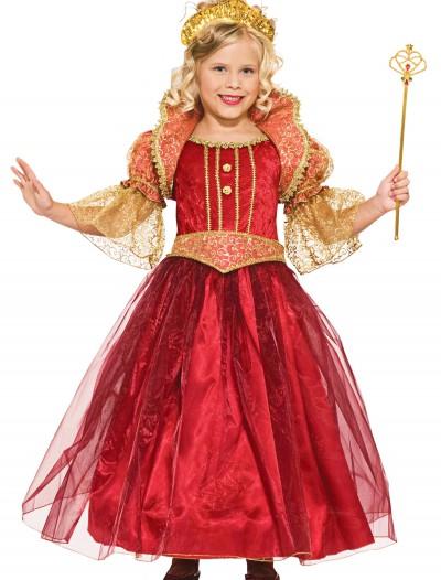 Girls Renaissance Damsel Dress, halloween costume (Girls Renaissance Damsel Dress)