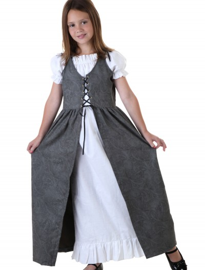 Girls Renaissance Faire Costume, halloween costume (Girls Renaissance Faire Costume)