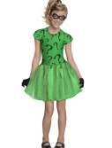 Girls Riddler Tutu Costume, halloween costume (Girls Riddler Tutu Costume)