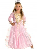 Girls Rose Princess Costume, halloween costume (Girls Rose Princess Costume)