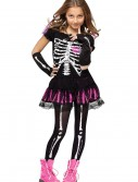 Girls Sally Skelly Costume, halloween costume (Girls Sally Skelly Costume)
