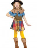 Girls Scarecrow Costume, halloween costume (Girls Scarecrow Costume)
