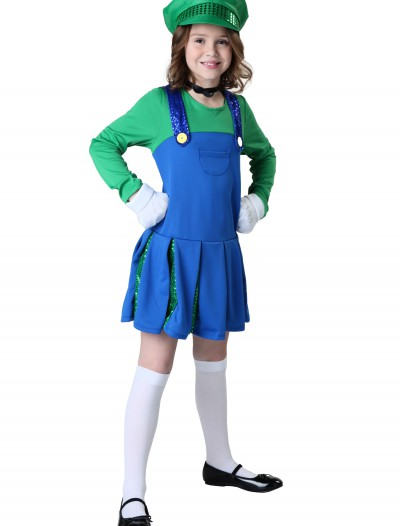 Girls Sidekick Louisa Costume, halloween costume (Girls Sidekick Louisa Costume)