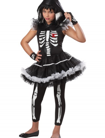 Girls Skela-Rina Costume, halloween costume (Girls Skela-Rina Costume)