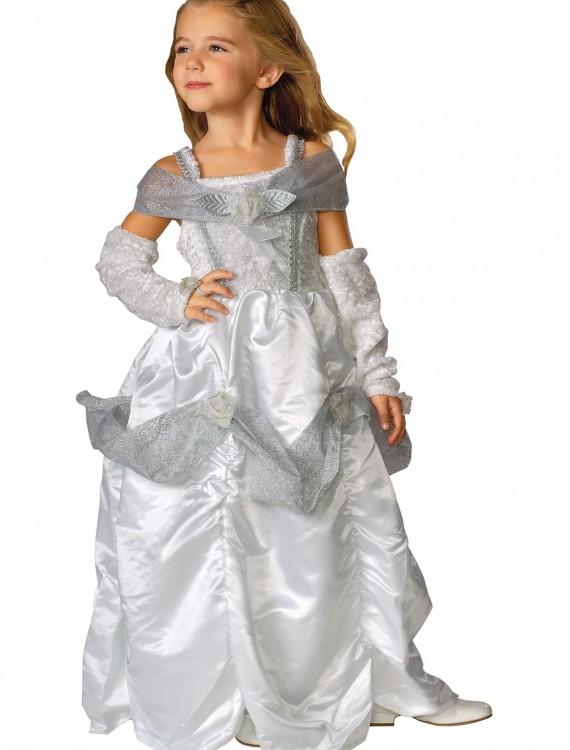 Girls Snow Queen Costume, halloween costume (Girls Snow Queen Costume)