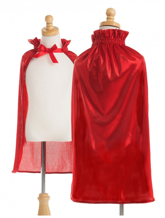 Girls Snow White Cape, halloween costume (Girls Snow White Cape)