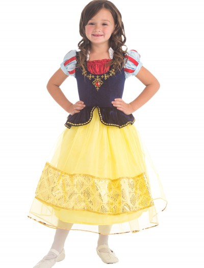 Girls Snow White Costume, halloween costume (Girls Snow White Costume)