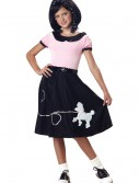 Girls Sock Hop Costume, halloween costume (Girls Sock Hop Costume)
