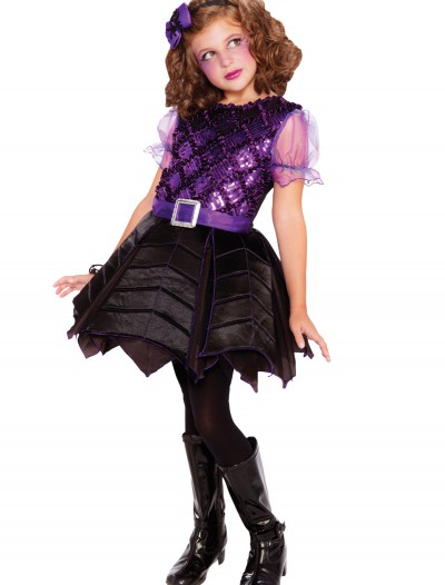 Girls Spiderella Costume, halloween costume (Girls Spiderella Costume)
