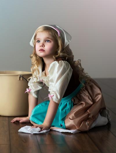 Girls Storybook Princess Day Dress, halloween costume (Girls Storybook Princess Day Dress)