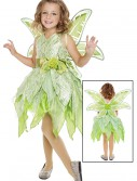 Girls Tinker Fairy Costume, halloween costume (Girls Tinker Fairy Costume)