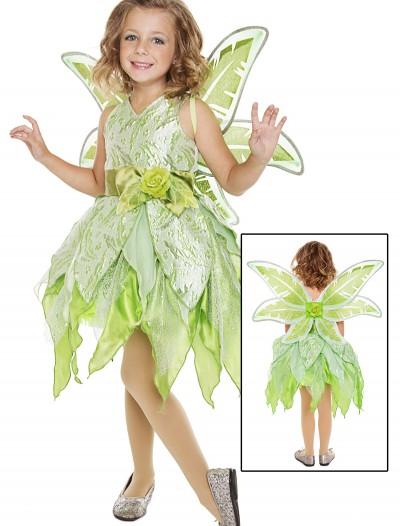 Girls Tinker Fairy Costume, halloween costume (Girls Tinker Fairy Costume)