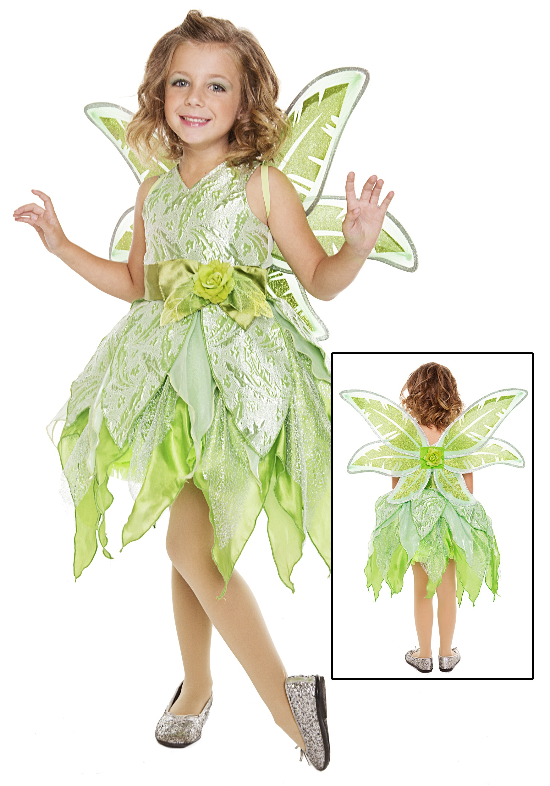 Girls Tinker Fairy Costume  sc 1 st  Halloween Costumes & Girls Tinker Fairy Costume - Halloween Costumes