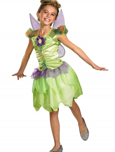 Girls Tinkerbell Rainbow Costume, halloween costume (Girls Tinkerbell Rainbow Costume)