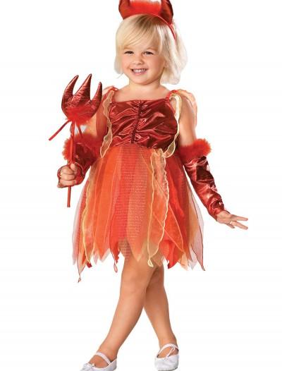 Girls Toddler Devil Costume, halloween costume (Girls Toddler Devil Costume)