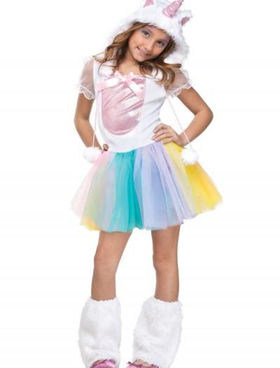 Girls Unicorn Costume, halloween costume (Girls Unicorn Costume)