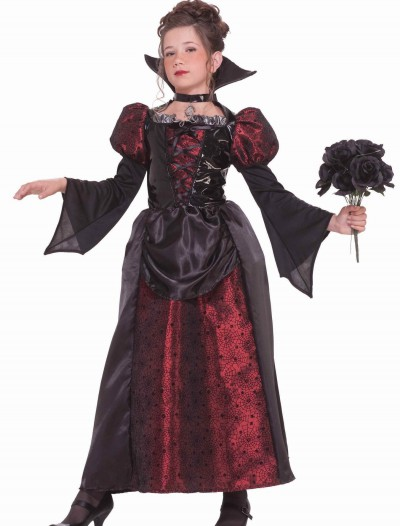 Girls Vampire Miss Costume, halloween costume (Girls Vampire Miss Costume)