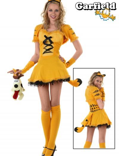 Girly Garfield Costume, halloween costume (Girly Garfield Costume)