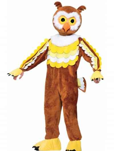 Give A Hoot Owl Mascot Costume, halloween costume (Give A Hoot Owl Mascot Costume)