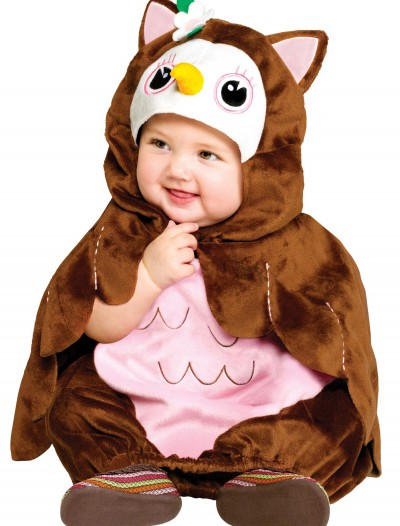 Give A Hoot Toddler Owl Costume, halloween costume (Give A Hoot Toddler Owl Costume)