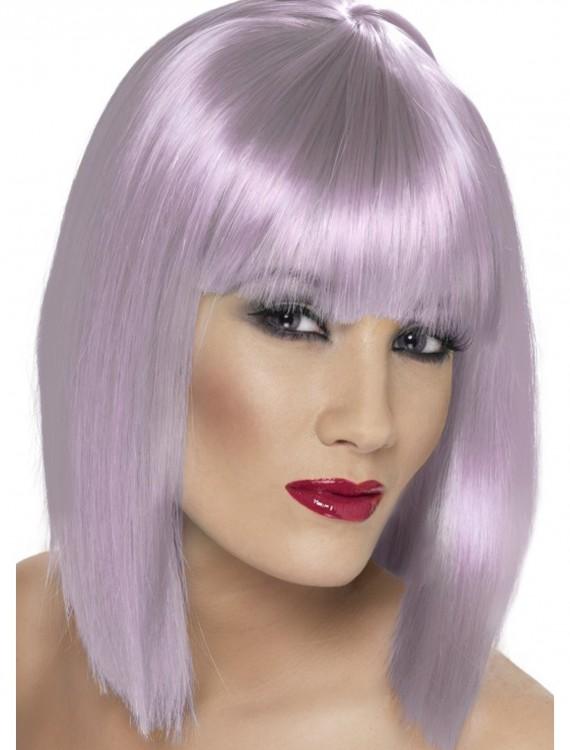 Glam Lilac Wig, halloween costume (Glam Lilac Wig)