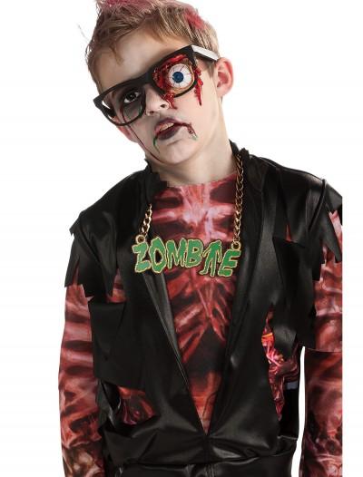 Glasses w/ Eyeball Prosthetic, halloween costume (Glasses w/ Eyeball Prosthetic)