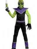 Glow in the Dark Alien Costume, halloween costume (Glow in the Dark Alien Costume)