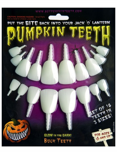 Glow in the Dark Buck Teeth, halloween costume (Glow in the Dark Buck Teeth)