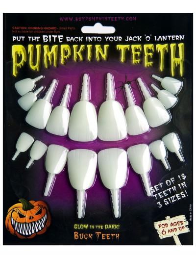 Glow in the Dark Buck Teeth, halloween costume (Glow in the Dark Buck Teeth)