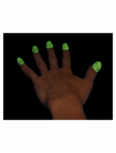 Glow in the Dark Claws, halloween costume (Glow in the Dark Claws)
