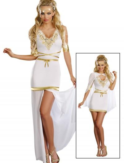 Goddess of Love Aphrodite Costume, halloween costume (Goddess of Love Aphrodite Costume)
